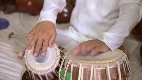 Playing-Tabla-Drums