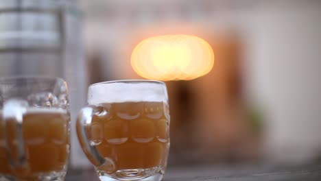 Glass-of-Beer-Tracking-Shot