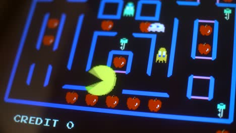 Vintage-Pac-Man-Game