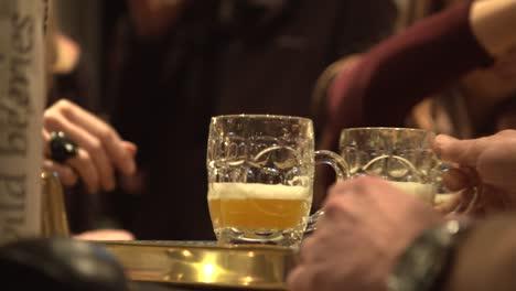 Serving-Beer-in-Pub