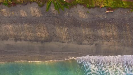 Waves-Crashing-Over-Reef-Aerial-View