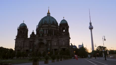 Berlin-Cathedral-at-Sunrise