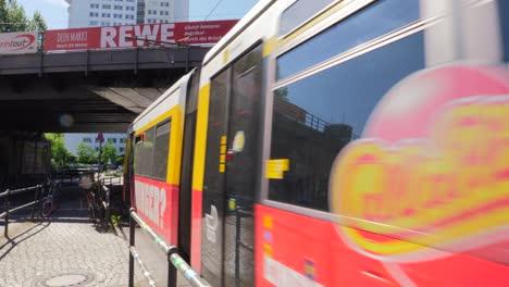 Tram-In-Central-Berlin