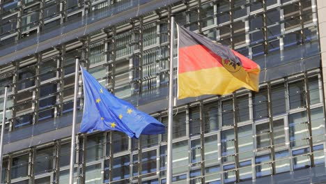 German-and-EU-Flags-Flying-in-Berlin