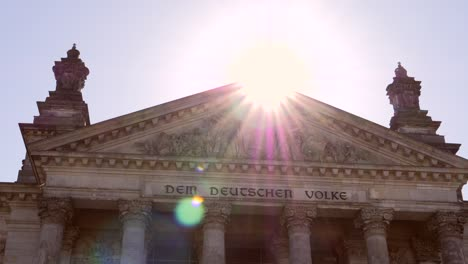 Sun-Shining-Over-Reichstag-Building-Berlin
