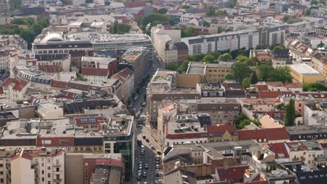 Aerial-Shot-of-Berlin