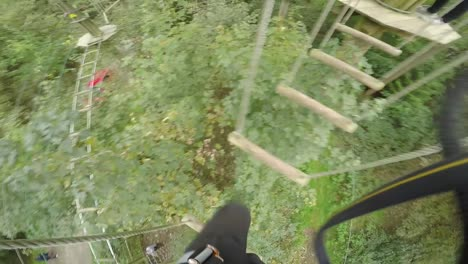 POV-Tree-Top-Obstacle-Course