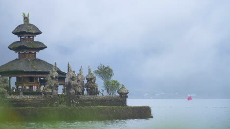 Small-Pagoda-on-an-Island-in-Bratan-Lake