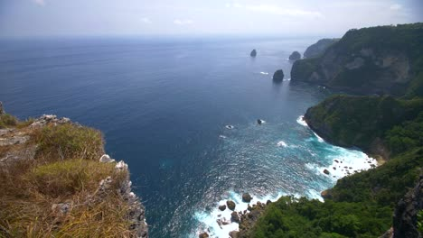 Cliff-top-View-of-the-Rocky-Indonesian-Coast