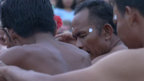 Men-Performing-a-Traditional-Kecak-Chant