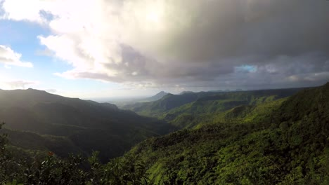 Timelapse-of-Clouds-Passing-Over-Black-River-Gorges