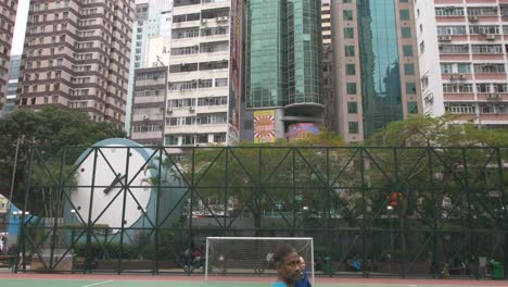 Football-Pitch-in-Hong-Kong