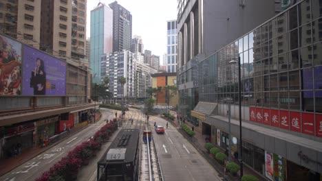 Downtown-Hong-Kong