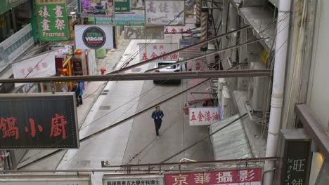 Overhead-Advertisements-in-Hong-Kong-Street