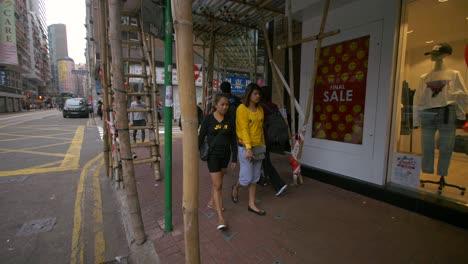 Tracking-Along-Scaffolding-in-Hong-Kong