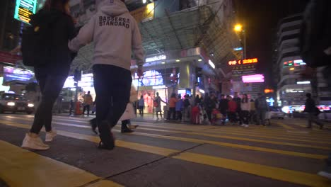 Crossing-the-Street-in-Hong-Kong