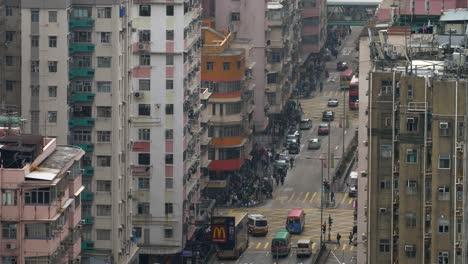 Looking-Down-at-Busy-Hong-Kong-Street