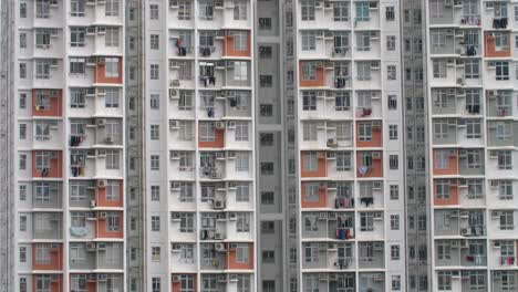Orange-and-White-Apartment-Block-Facade