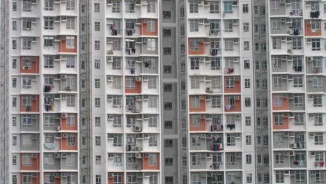Orange-and-White-Apartment-Block-Facade