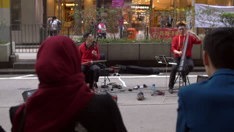 Buskers-in-Hong-Kong