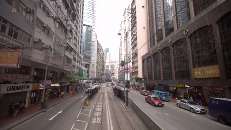 Travelling-Through-Downtown-Hong-Kong