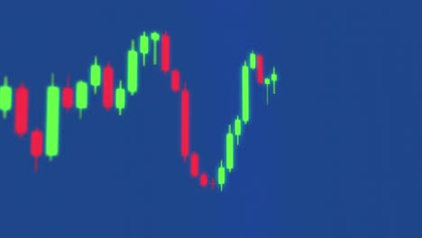 Animated-Trading-Candlesticks-Looping