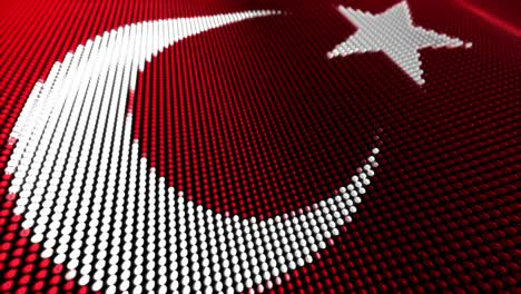 Motion-Particle-Flag-Loop-Turkey