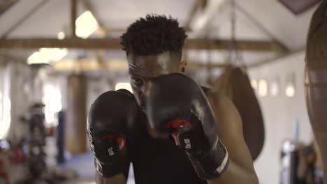 Boxer-Punching-Towards-Camera