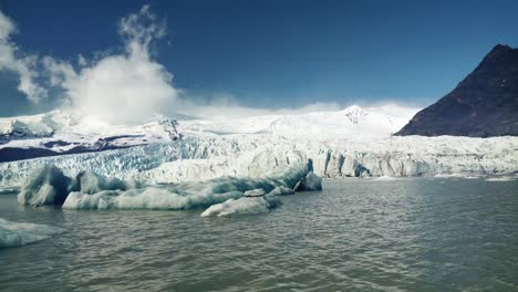 Icelandic-Glacier-Lake