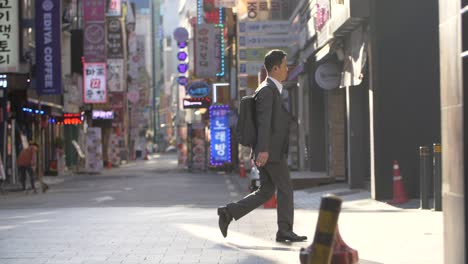 Businessman-in-Seoul
