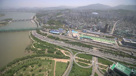 Wide-Shot-of-Seoul