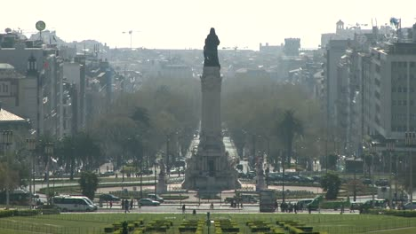 Marquis-of-Pombal-Square-Lisbon-Portugal