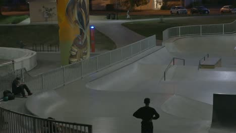 Skatepark-at-Night