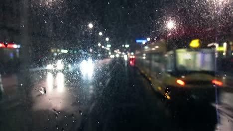Tram-Rear-View