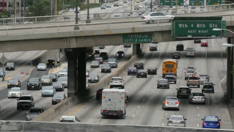Los-Angeles-Freeway