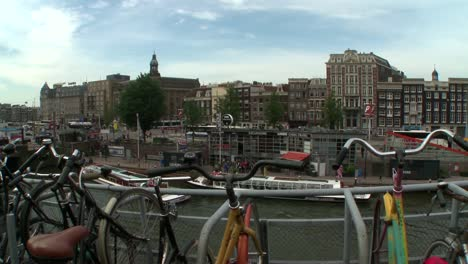 Amsterdam-Bikes-and-Centraal-Station