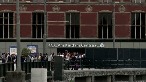 Amsterdam-Centraal-Railway-Station