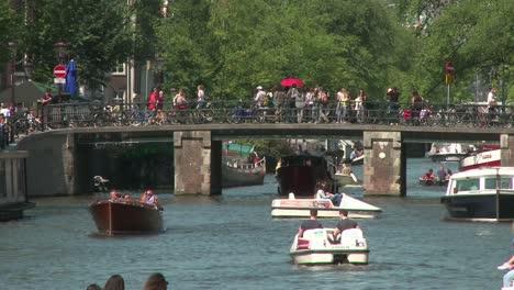 Rozengracht-Amsterdam-Boats