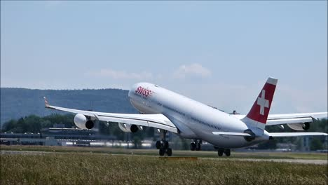 LX-Airbus-A340-Taking-Off