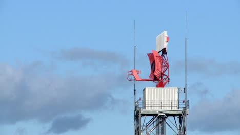 Airport-Radar-Tower