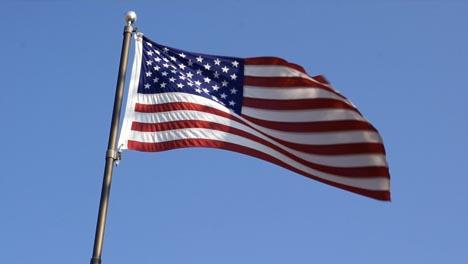 American-Flag-Blowing