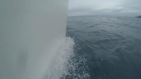 Yacht-Bow-Wake