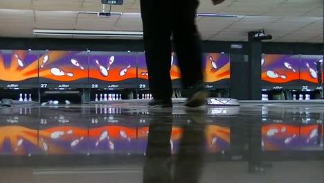 Bowling-Shot