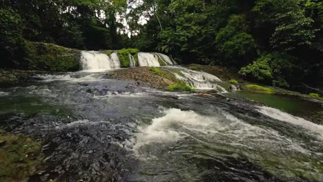 Waterfall-in-River