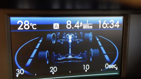 Car-LCD-Display