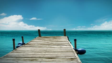 Caribbean-Jetty