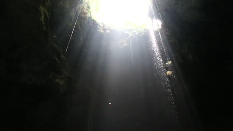 Cenote-Falls-Mexico