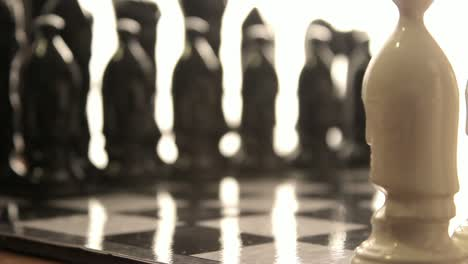 Ceramic-Chess-Set:-Opposing-Black-(Pull-Focus)