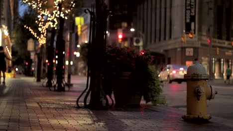 City-Street-At-Night