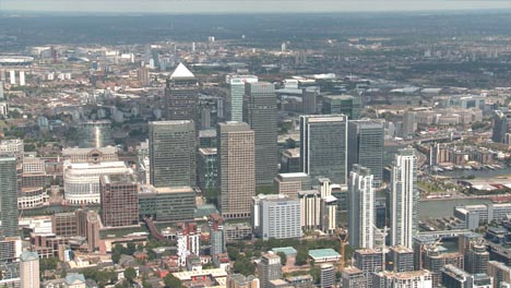 London-Aerial-Docklands-1